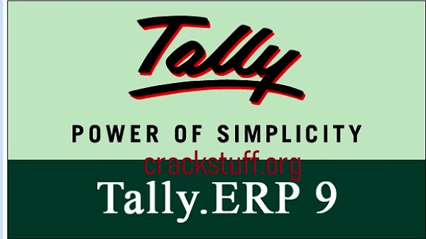 Tally ERP 9 Full Crack + Torrent Free Download (Latest Version) 2021~