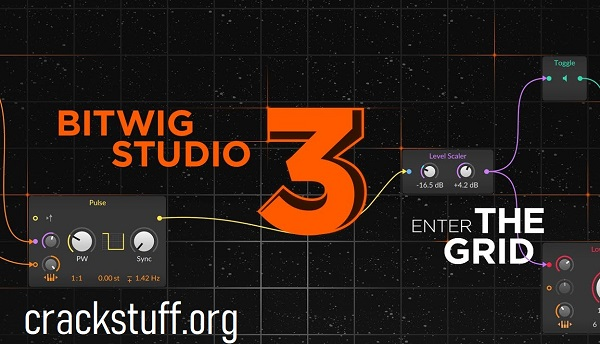 Bitwig Studio Crack With Product Key [LATEST] Version Free Download