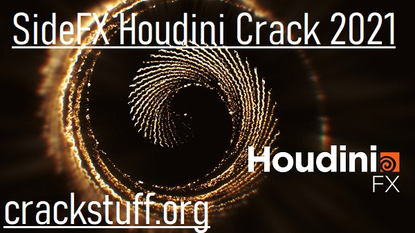 SideFX Houdini Crack (Portable) FREE Download 2021