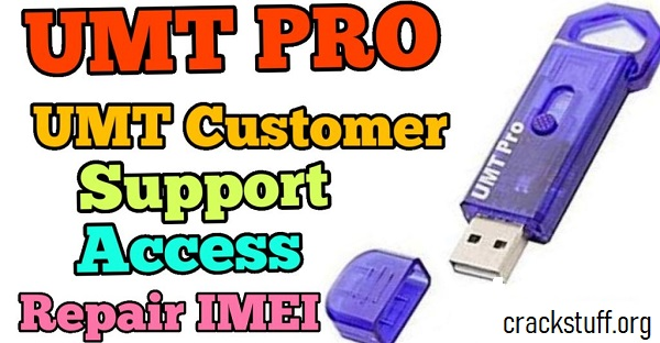 UMT Dongle Crack (Without Box) Setup Free Download 2021