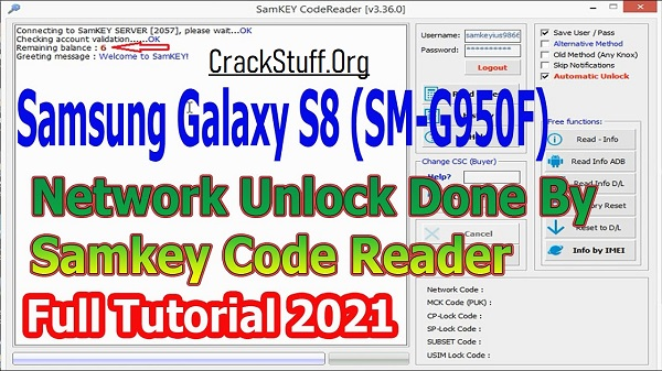 SamKey Crack + Setup Free Download (Latest) 2021